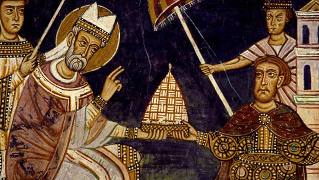 papież sylwester