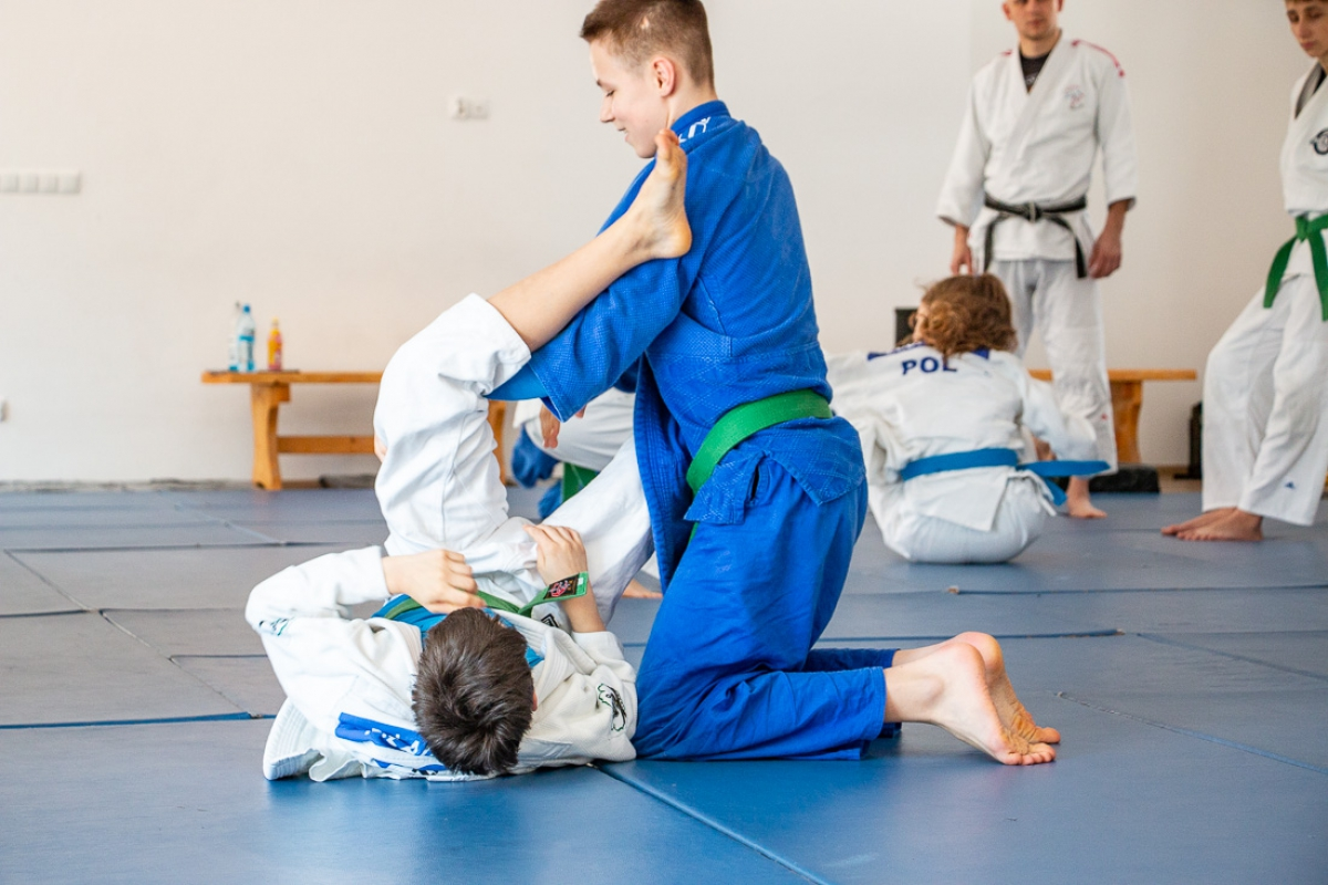 Grizzly Judo Club na Podhalu